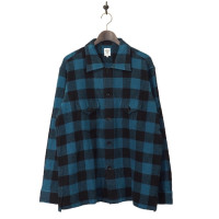 SOUTH2WEST8(サウスツーウエストエイト) | Smokey Shirt - Buffalo Plaid - Blue