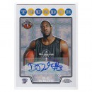 D・J・ホワイト NBA 2008-09 Topps Chrome Autographs X-Fractors #245 (15/15) D.J. White