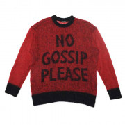 MILKBOY(ミルクボーイ) NO GOSSIP SWEATER