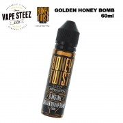 HONEY TWIST - GOLDEN HONEY BOMB 60ml